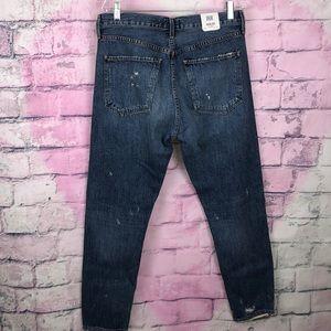 Agolde Jeans - Agolde Jamie Hi Rise Classic Jeans color Grade 30